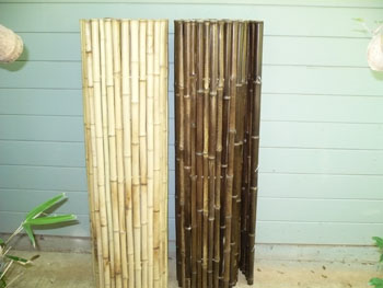 Jungle Supply Bambo Fence